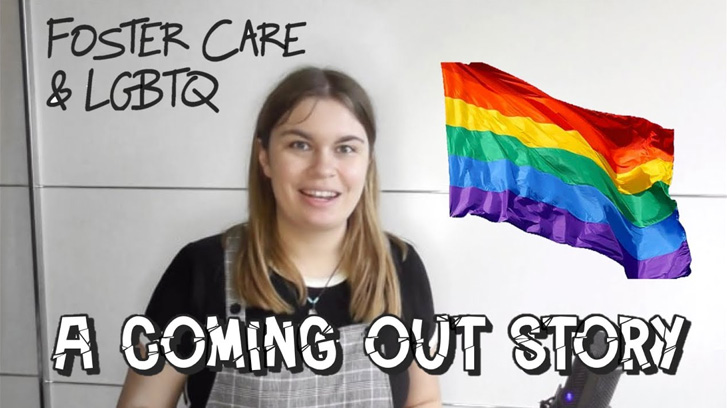 Coming out without a family