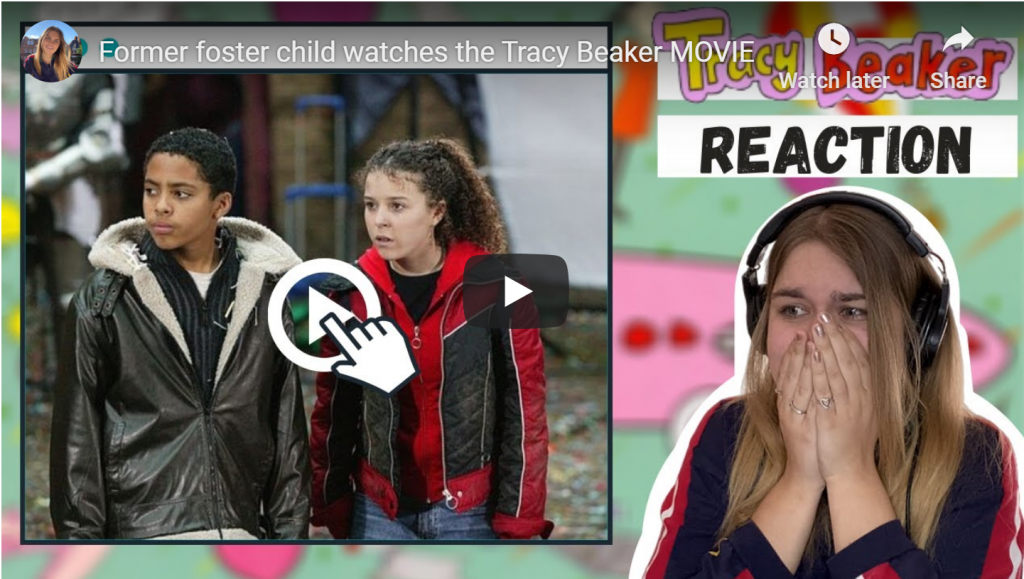 How accurate is Tracy Beaker?