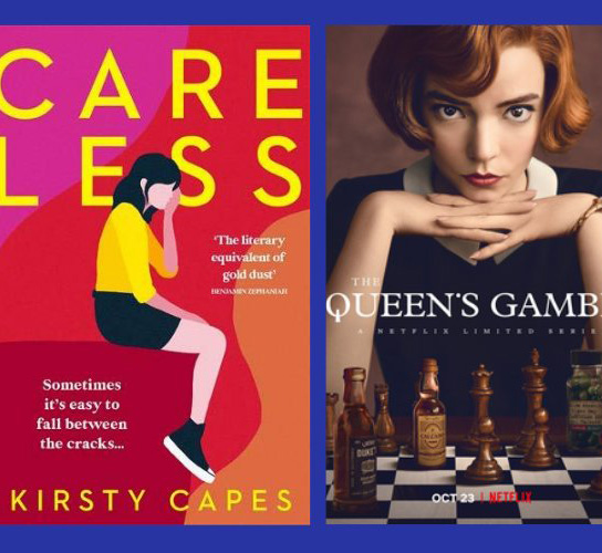 A digital archive of care experienced people in fiction, on screen and in real life